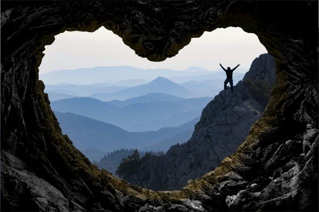 target-achievement-in-mountain-adventure-61542260